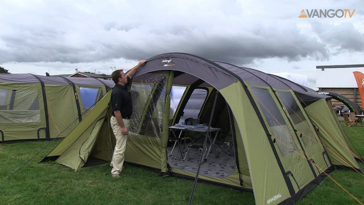 Vango Family - Eclipse AirBeam® tent filmed 2013 & Vango Family - Eclipse AirBeam® tent filmed 2013 - YouTube