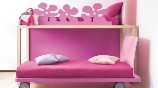 Awesome Girls' Bunk Beds