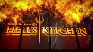 Gordon Ramsay Hell's Kitchen Las Vegas