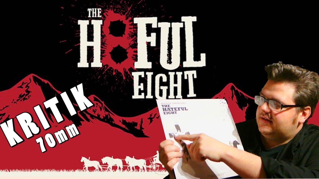The Hateful Eight Kritik
