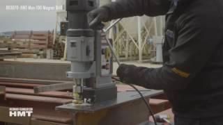 HMT Max 100 Magnet Drill