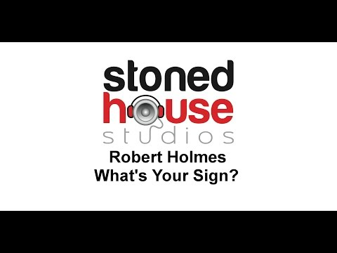Robert Holmes (Til Tuesday) - What's Your Sign? - Original Music Video