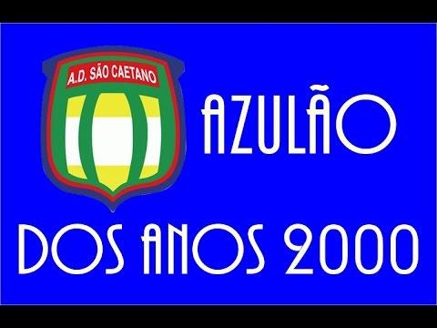 O GRANDE SÃO CAETANO DOS ANOS 2000 - 2004