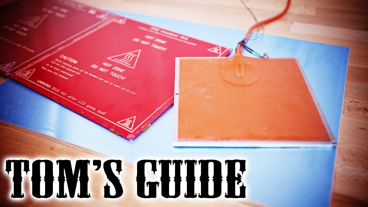 3d Printing Guides Everything About Heated Beds Youtube Flatbed Wiring Diagram
