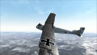 Rise Of Flight:Iron Cross Edition - Quick Mission