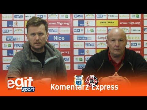 """""""Komentarz express"""": Przegrana Stomilu z Bytovią Bytów (17.11.2017 r.)"""