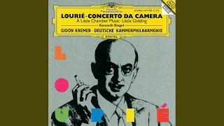 Скачать Lourie Concerto Da Camera 3 Intermezzo