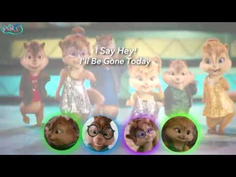 Chipmunks & Chipettes - Say Hey [Lyrics](Happy Birthday Jacob!)