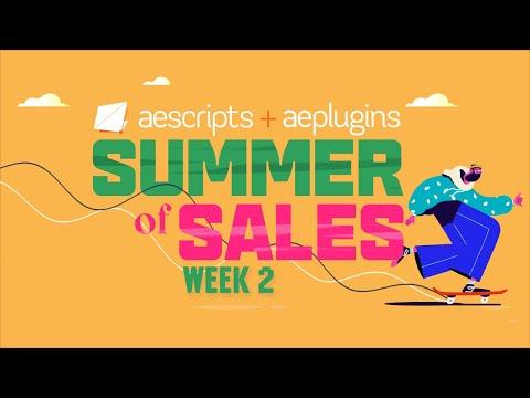 Summer of Sales | Week 2 | June 10-14, 2019 - YouTube