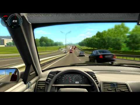 Let's Try: City Car Driving (3D Instructor) [Commentary] [HD]