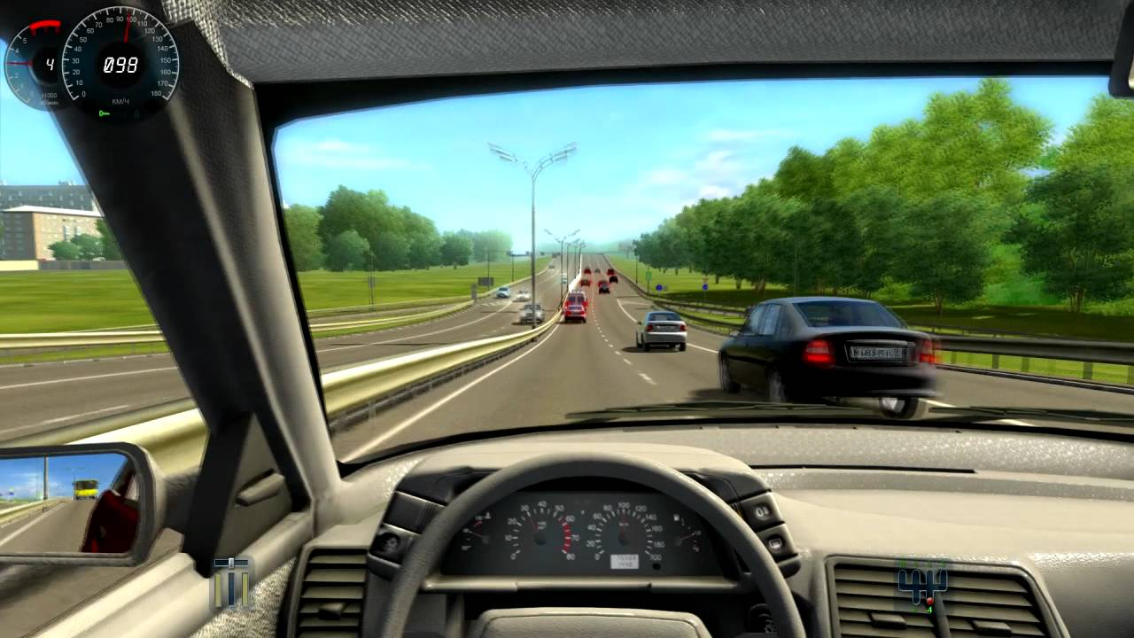 Let S Try City Car Driving 3d Instructor Commentary
