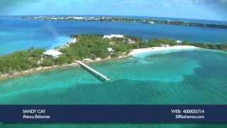 Sandy Cay, Man-O-War Cay, Abaco, Bahamas