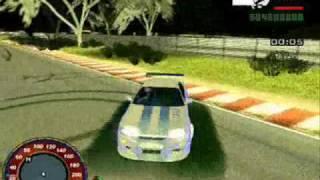 GTA San Andreas Vip Mod Drift + Download Link