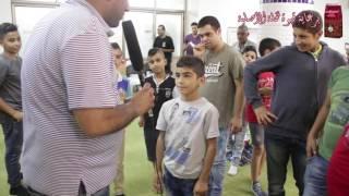 الحلقة الأولى مسابقة رمضان برعاية قهوة نخلة