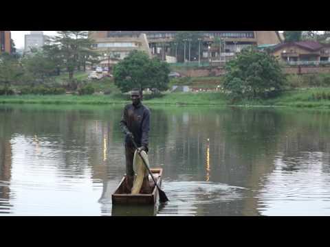 Cameroun Yaoundé Lac / Cameroon Yaounde Lake
