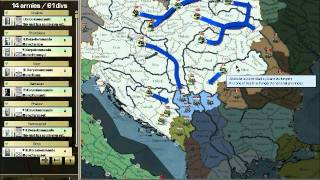 Darkest Hour Austria Hungary AAR part 1