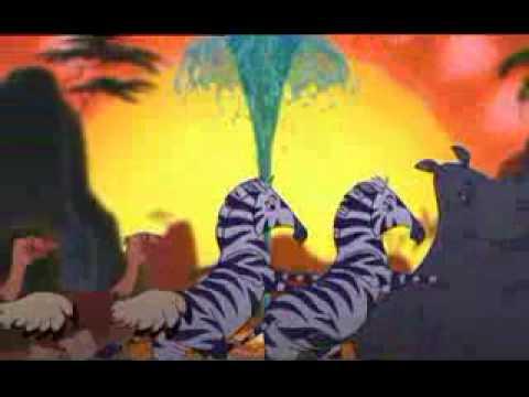 Lion King 2 - In Upendi ( Hebrew version )