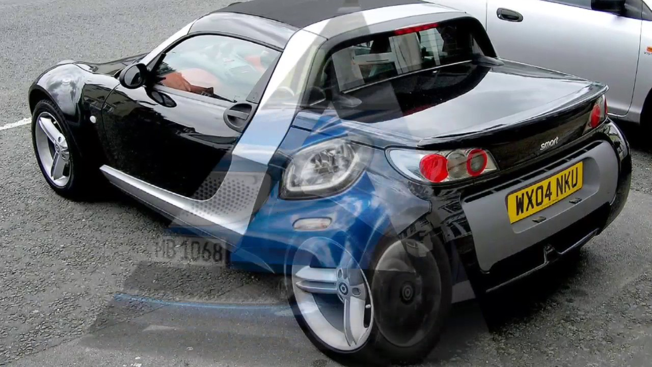 Smart Is A Rear Engine Wheel Drive 2 Seater Hatchback City Car