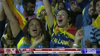 Kieron Pollard's 500th T20 | Sri Lanka Vs West Indies 1st T20i | Match Highlights