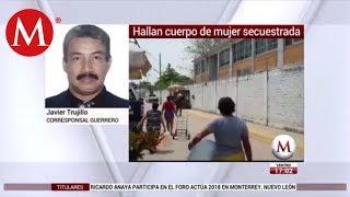 Hallan muerta en Acapulco a mujer sacada con violencia de primaria