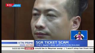 SGR TICKETING PROBE: Chinese SGR ticketing scam revealed