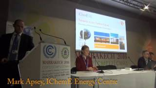 COP 22 Official Side Event: Investing in the planet #InvestPlanet