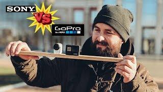 vERSUS: GoPro 7 Black и Sony X3000. Тест видео и фото!