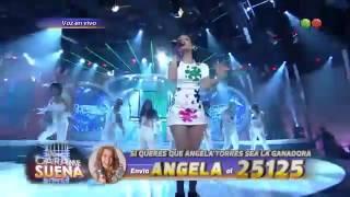 Ángela Torres es Katy Perry - Firework  TCMS final