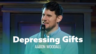 Most Depressing Christmas Gift. Aaron Woodall - Full Special