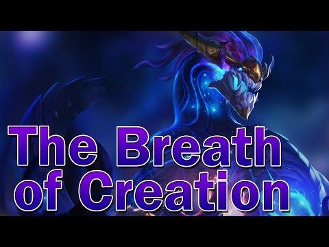 The Breath of Creation (Aurelion Sol Lore)