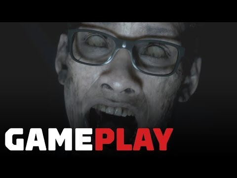 9 Minutes of The Dark Pictures: Man of Medan Gameplay - Gamescom 2018