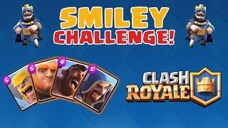 SMILEY CHALLENGE! - Clash Royale (Indonesia)
