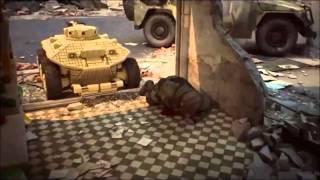 Россия готовится к сирийскому сценарию. Проект боевого робота 'Скорпион'(«Скорпион» предназначен для проведения спецопераций по борьбе с терроризмом и предотвращению угрозы воор..., 2013-09-27T20:56:36.000Z)