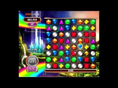 Bejeweled Blitz 971,350 Points Elite Technique No Boost Facebook
