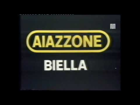 1981 spot aiazzone arredamenti biella youtube