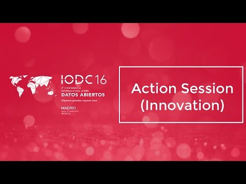 Room C - Action session (Innovation) - Oct. 7