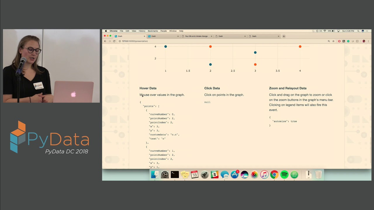 Image from Dash: data exploration web apps in pure Python - Chelsea Douglas