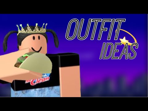 roblox girls outfit ideas