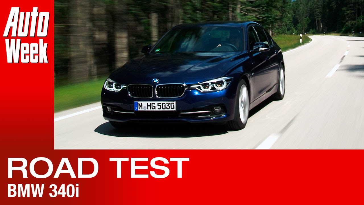 Bmw 3 Series 340i F30 Facelift Autoweek Review English Subtitled
