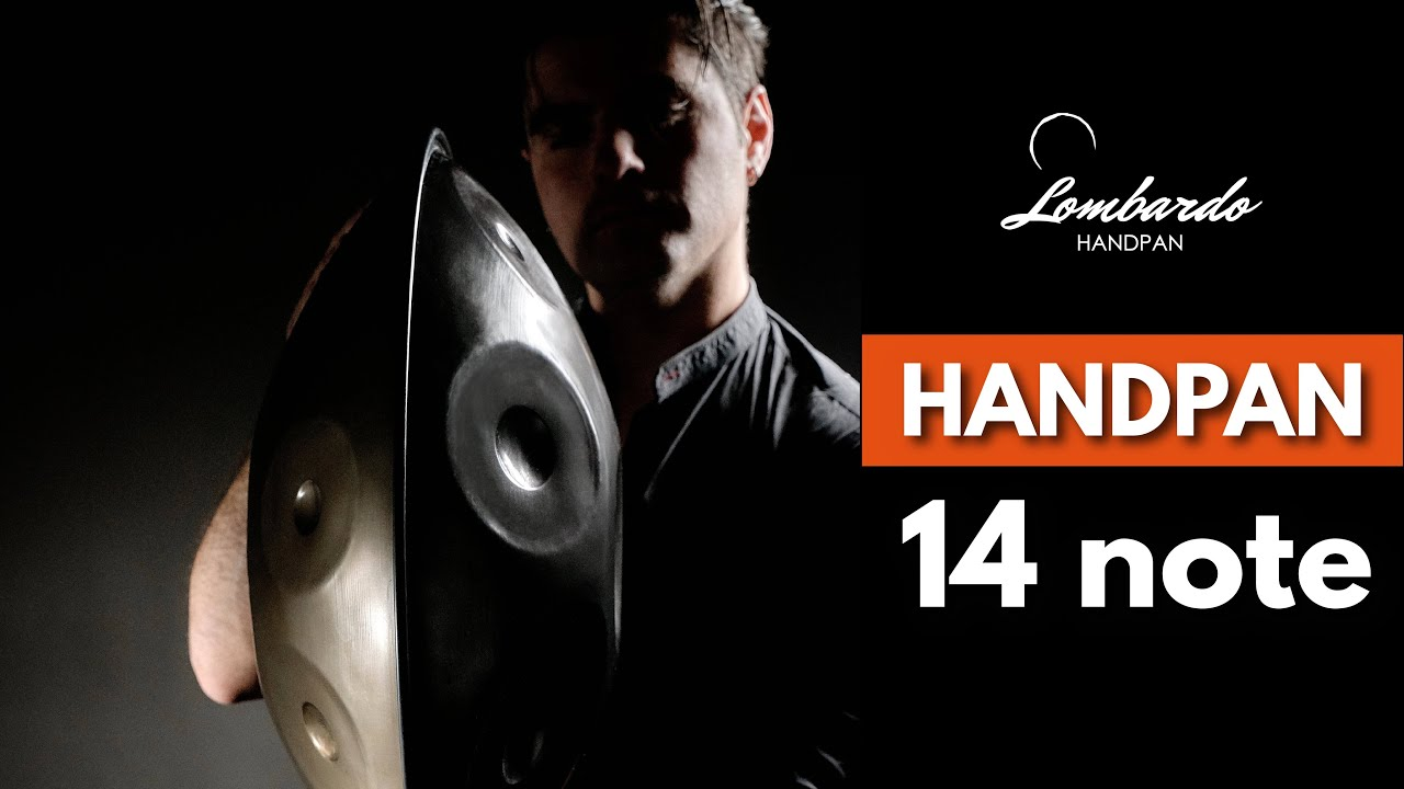 Lombardo Handpan - Do# minore 14 note -  M° Loris Lombardo