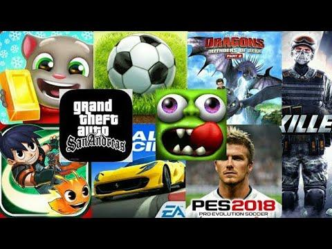 Top Mejores Juegos Hackeados Para Android 2018 Junio Online Y