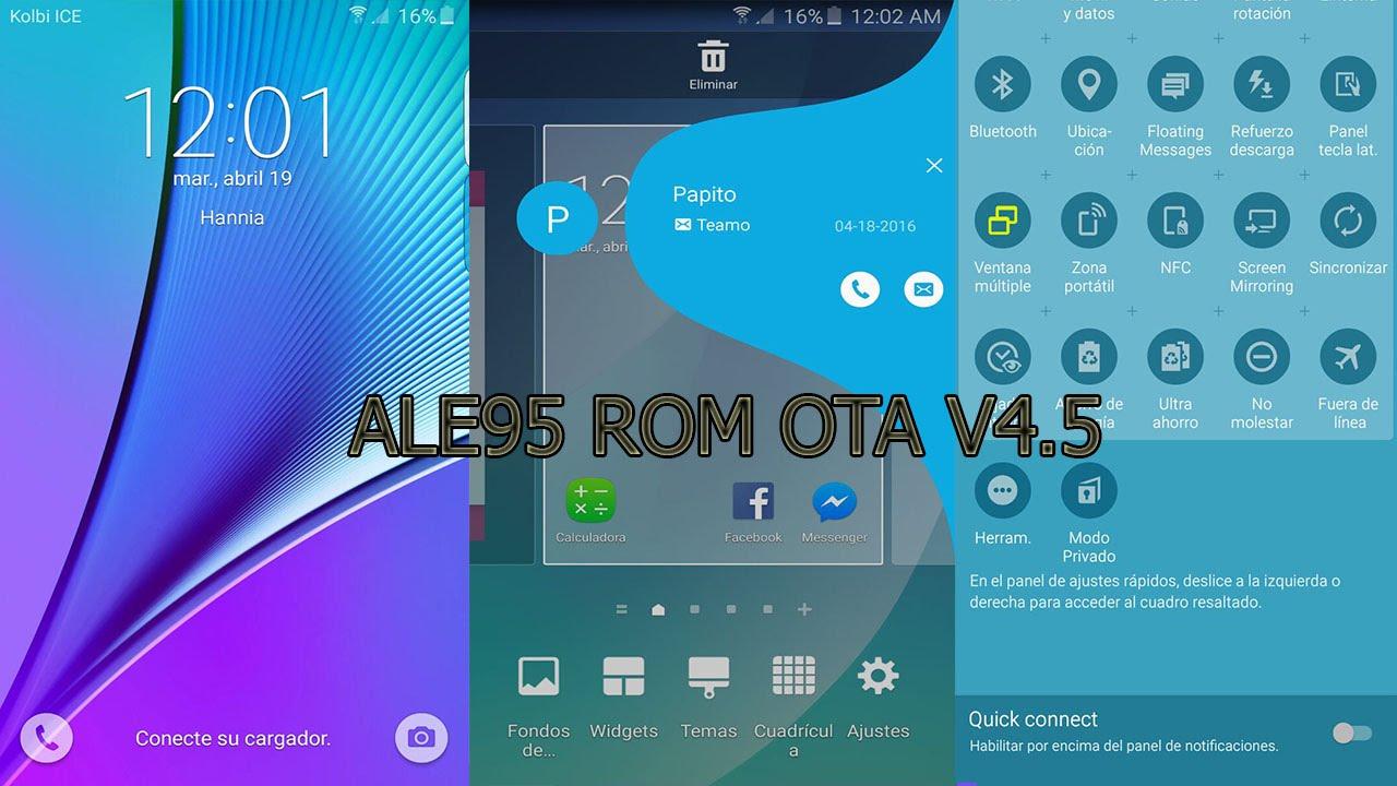Installing First Flight ROM v4 and v4 5 Galaxy S4 I9500 by
