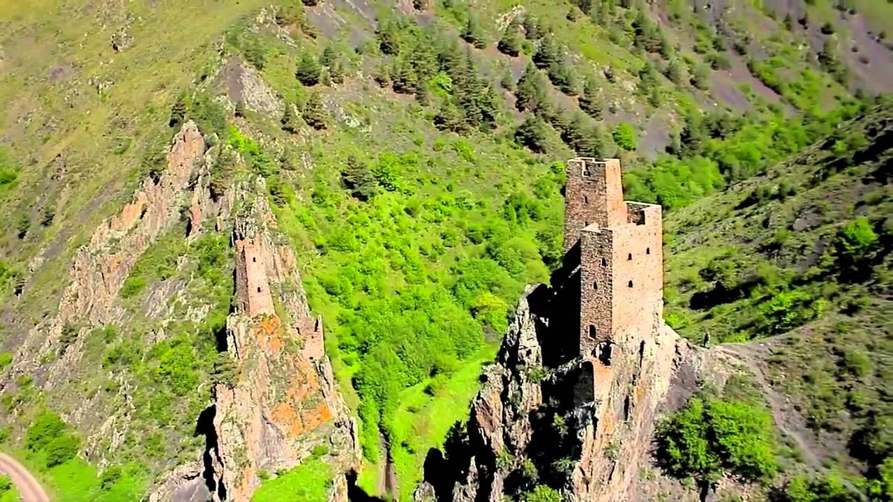 Mountainous Ingushetia Most Beautiful Place In Russia Youtube
