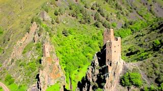 Mountainous Ingushetia most beautiful place in Russia