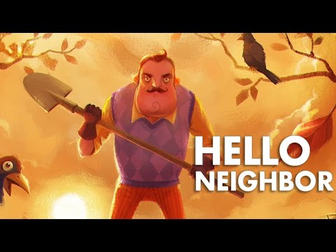 Hello Neighbor - Announcement Trailer thumbnail