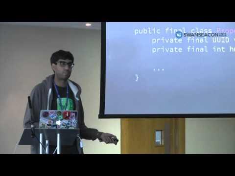 SwanseaCon 2015: Samir Talwar - Use your type system; write less code