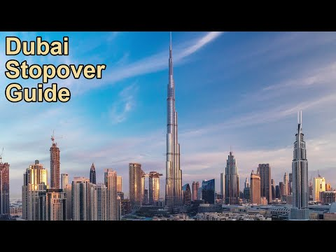 Dubai Stopovers - A How to Guide