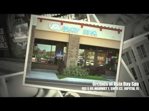 Best Massage, Asian Massage and Day Spa in Jupiter, Florida
