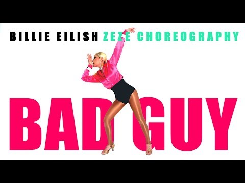 [DANCE] BILLIE EILISH_ BAD GUY / CHOREOGRAPHY ZEZE /빌리아일리시 배드가이 안무 | HEROCKETDAN