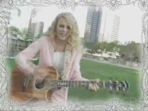 Taylor Swift- Our Song Acoustic- Rooftop...